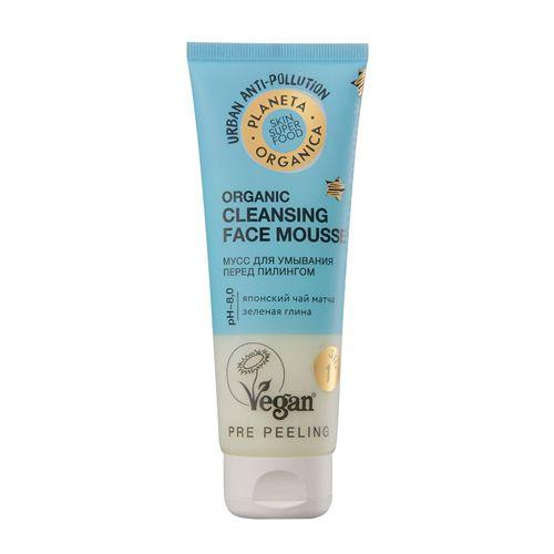 Купить Планета органика Skin Super Food Мусс для умывания перед пилингом 100мл, Planeta Organica