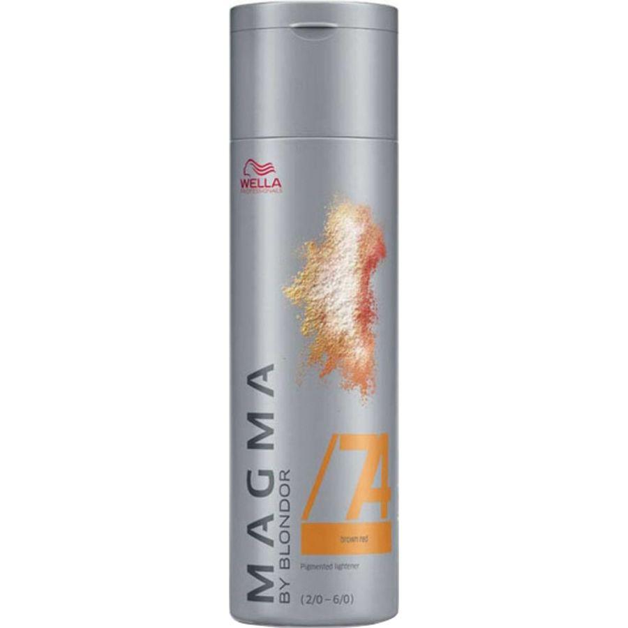 Wella Magma by Blondor Цветное мелирование /74 коричнево-махагоновый 120г