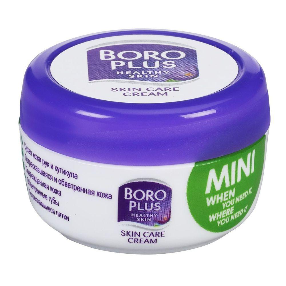 женская крем для лица boro plus
