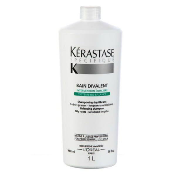 Kerastase Specifique Дивалент Шампунь-ванна для жирной кожи 1000 мл  - Купить