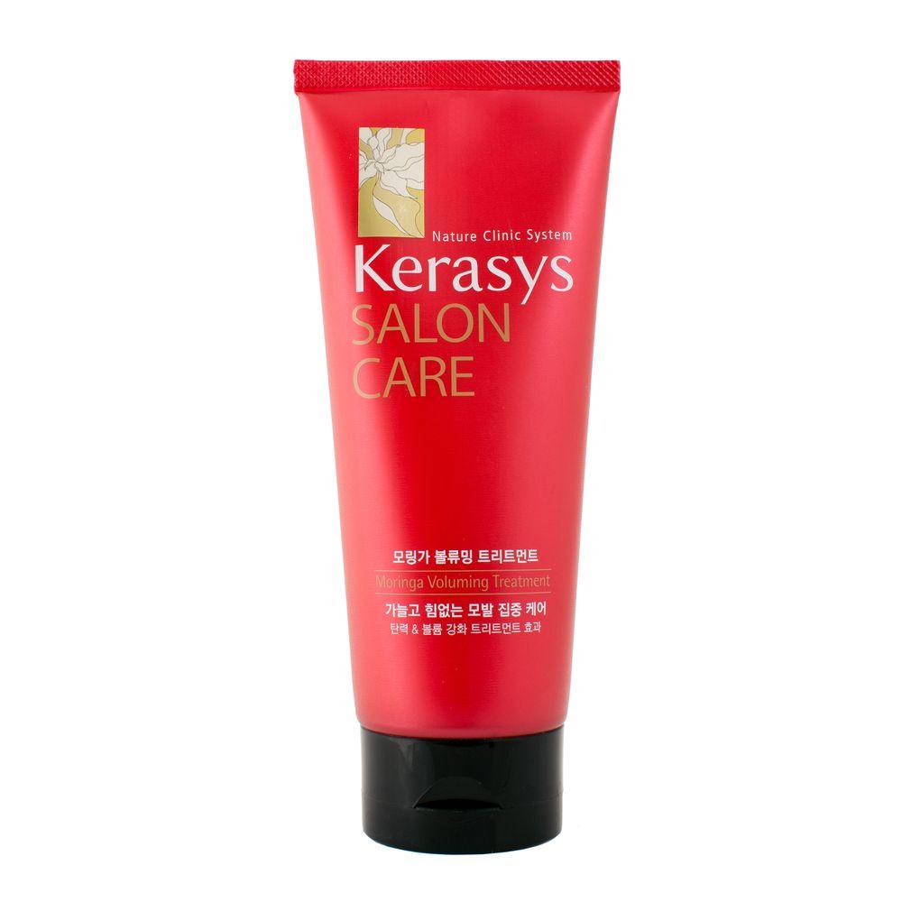 Купить KeraSys Маска для волос Salon Care Объем натуральное лечение волос 200 ml