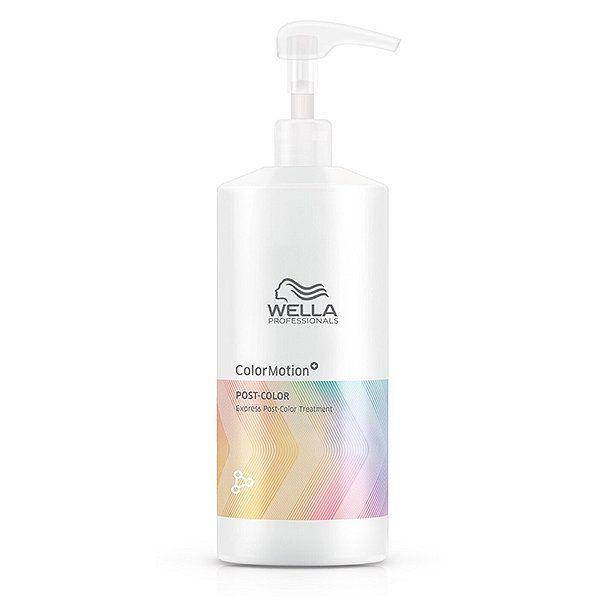 Купить Wella Color Motion+ Экспресс-средство для ухода за волосами после окрашивания 500мл