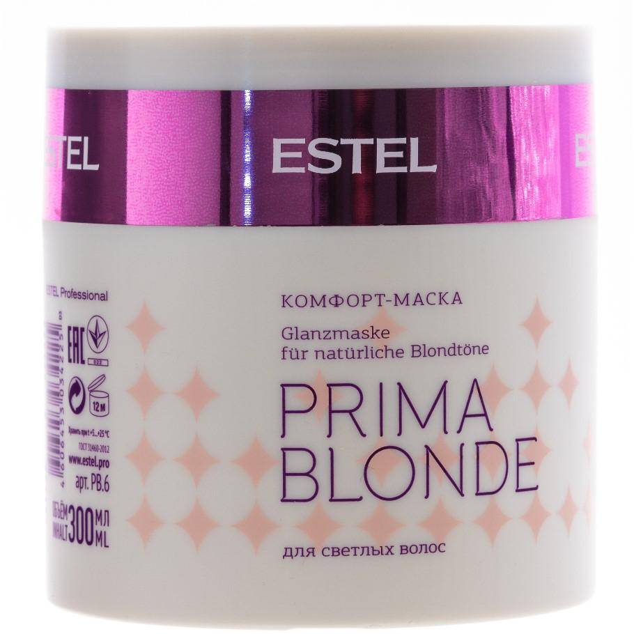 Купить Estel Prima Blonde Маска-комфорт для светлых волос 300 мл