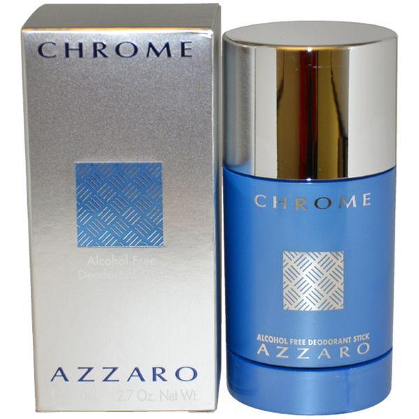 Купить LORIS AZZARO CHROME Дезодорант мужской 75гр, AZZARO LORIS
