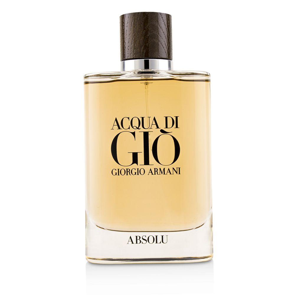 GIORGIO ARMANI ACQUA DI GIO ABSOLU парфюмерная вода мужская 75мл фото