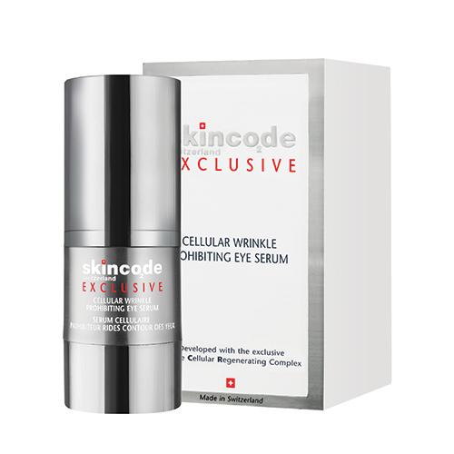 Skincode Exclusive Клеточная омолаживающая сыворотка для контура глаз, 15 мл