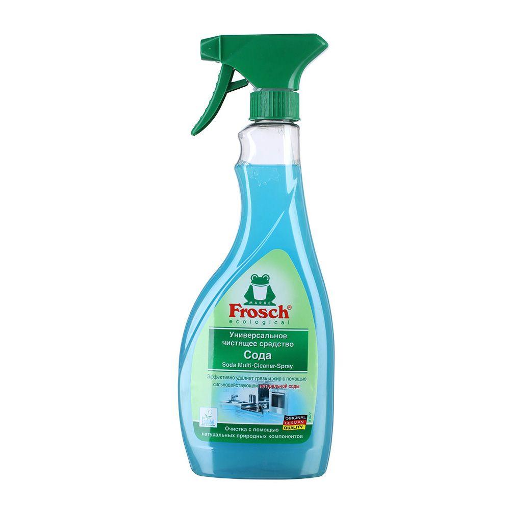Купить Frosch Универсальное чистящее средство с содой 500 мл