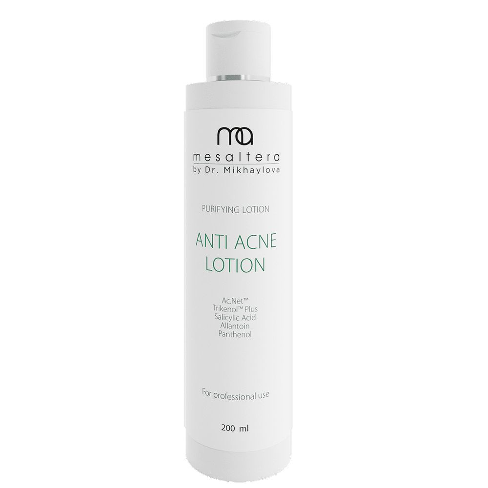 MESALTERA by dr. Mikhaylova Anti Acne Lotion Лосьон для проблемной и жирной кожи 200мл