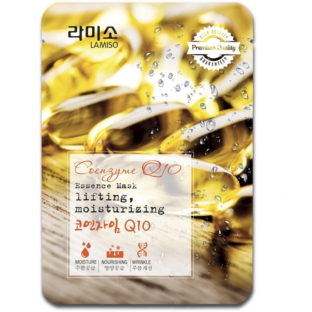 La Miso Маска с Коэнзимом Q10 lifting moisturizing 23г фото