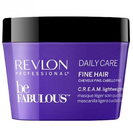Купить Revlon (Ревлон) Be Fabulous Маска C.R.E.A.M. для тонких волос 200мл