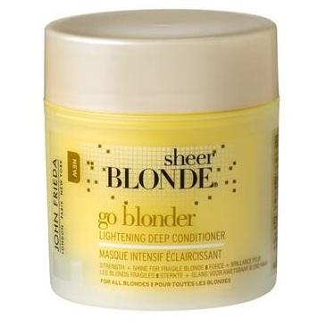 John Frieda Sheer Blonde Go Blonder Маска для светлых волос 150 мл от Лаборатория Здоровья и Красоты