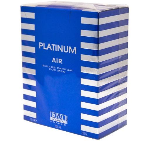 PLATINUM AIR Парфюмированная вода мужская 100мл