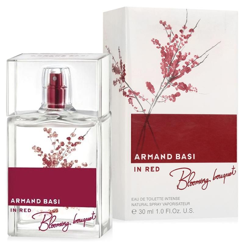 Armand Basi IN RED BLOOMING BOUQUET вода туалетная женская 30 ml