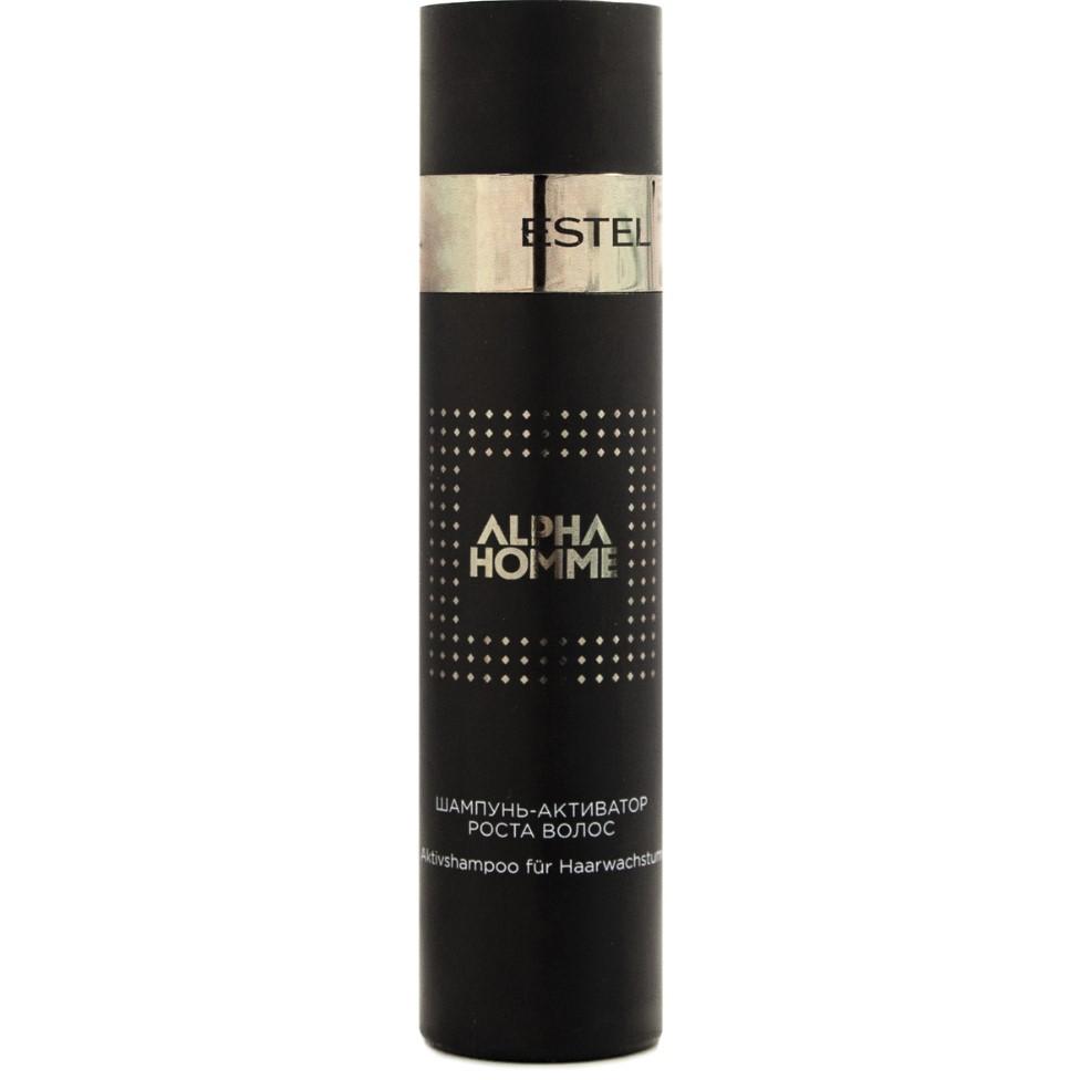 Купить Estel Alpha Homme Шампунь-активатор роста волос для мужчин 250 мл