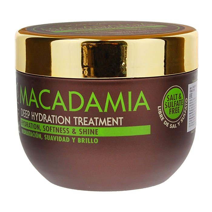 Купить Kativa Macadamia интенсивно увлажняющий уход для волос 500мл