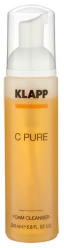Klapp C pure Очищающая пенка, 200 мл фото