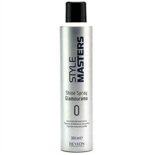 Revlon Style Masters Спрей Shine Spray Glamourama естественная фиксация и блеск 300 мл
