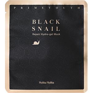 Холика Холика Prime Youth Black Snail Гидрогелевая маска с экстрактом муцина черной улитки Прайм Йос Блэк Снэил 50 мл от Лаборатория Здоровья и Красоты