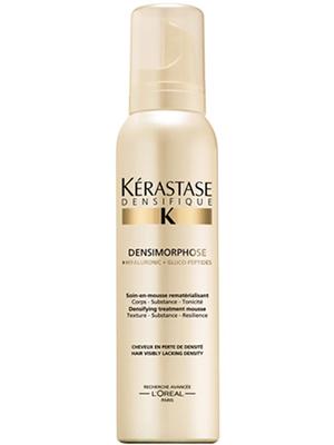 Купить Kerastase Денсифик Укрепляющий мусс для объема волос Денсиморфоз 150 мл