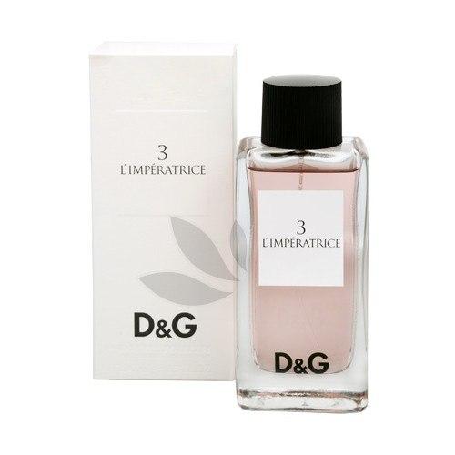 Купить D&G ANTHOLOGY L'IMPERATRICE 3 вода туалетная жен 100 ml, DOLCE & GABBANA