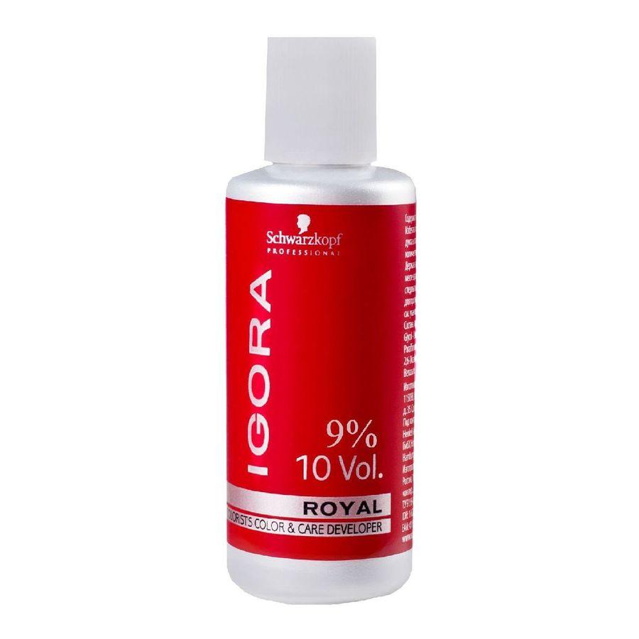 Schwarzkopf игора роял лосьон-окислитель на масляной основе 9%
