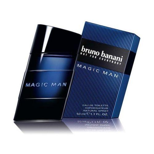 BRUNO BANANI MAGIC вода туалетная мужская 50 ml  - Купить