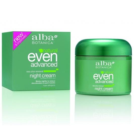Alba Botanica Морской обновляющий ночной крем Sea Plus Renewal Cream 57 г