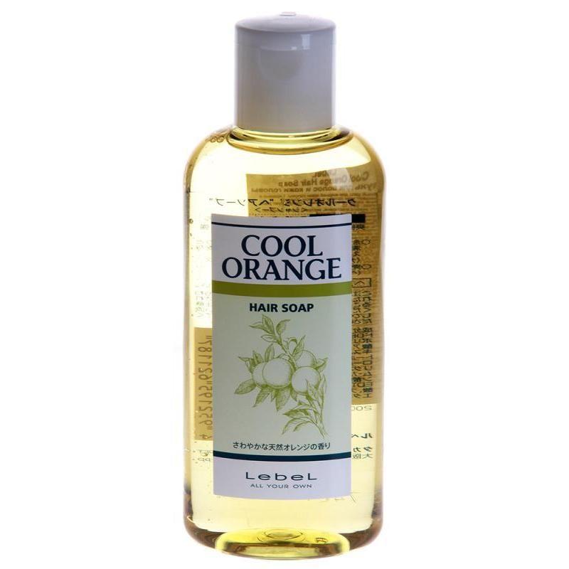 Купить Lebel Cool Orange Hair Soap Cool Шампунь для волос 200мл