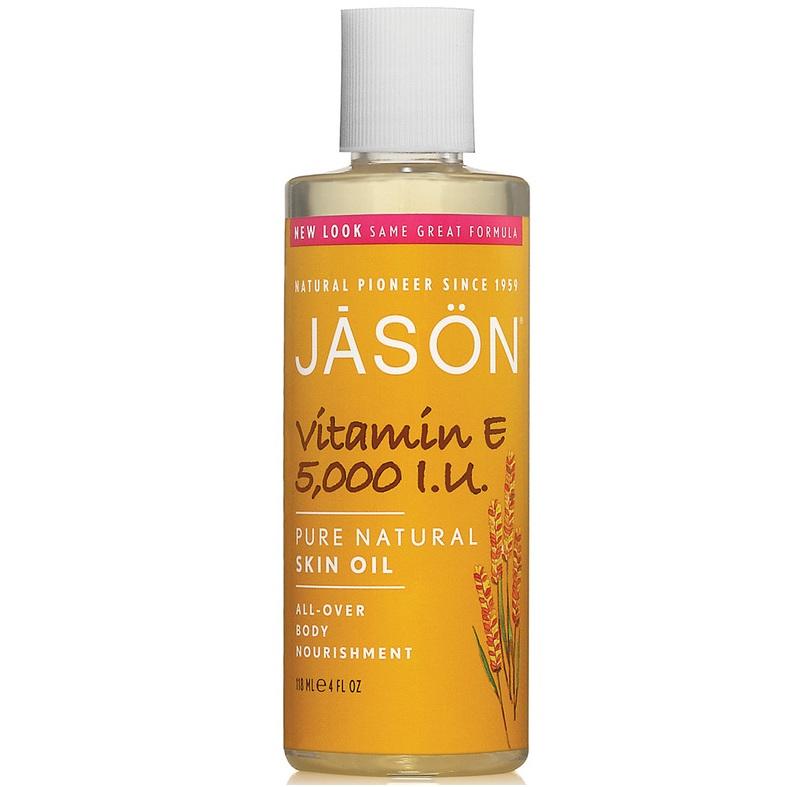 Jason Масло Витамин Е 5000МЕ 118 мл  - Купить