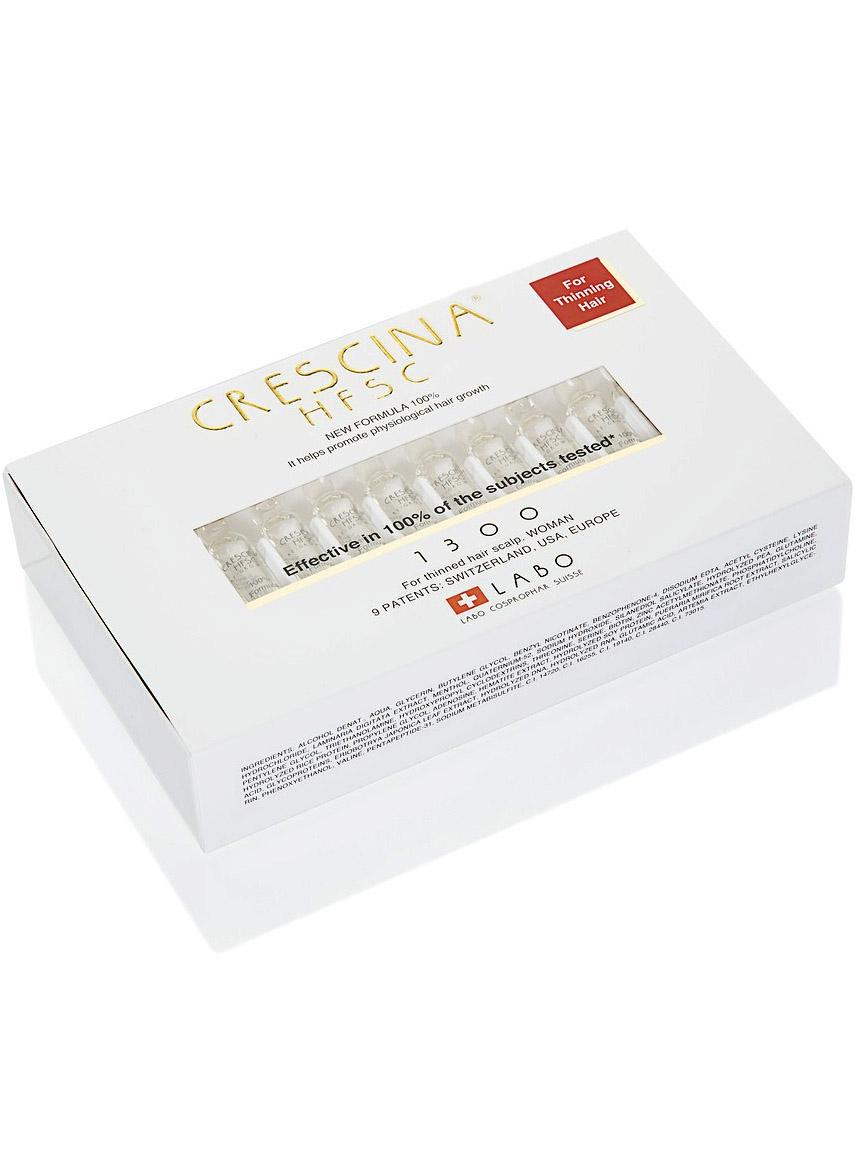 Купить Crescina 1300 Лосьон для стимуляции роста волос для женщин №20 3, 5 мл