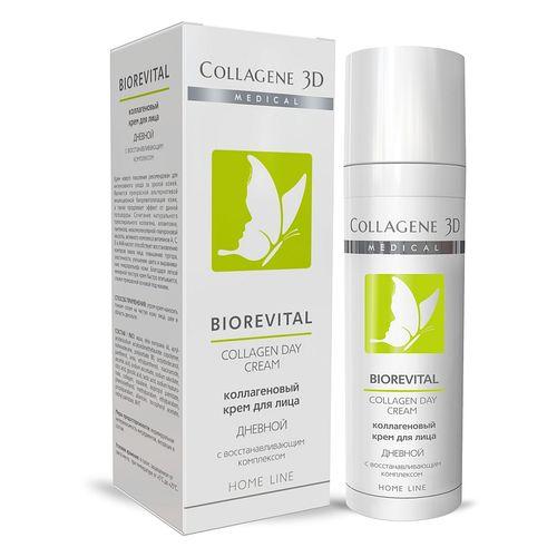дневной крем для лица collagene 3d