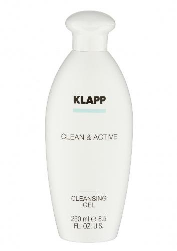 Купить Klapp Clean & active Очищающий гель, 250 мл