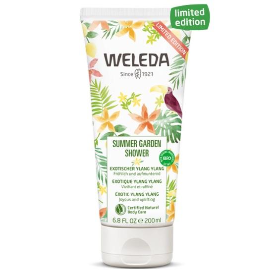 Купить Weleda Summer Garden Гель для душа 200 мл