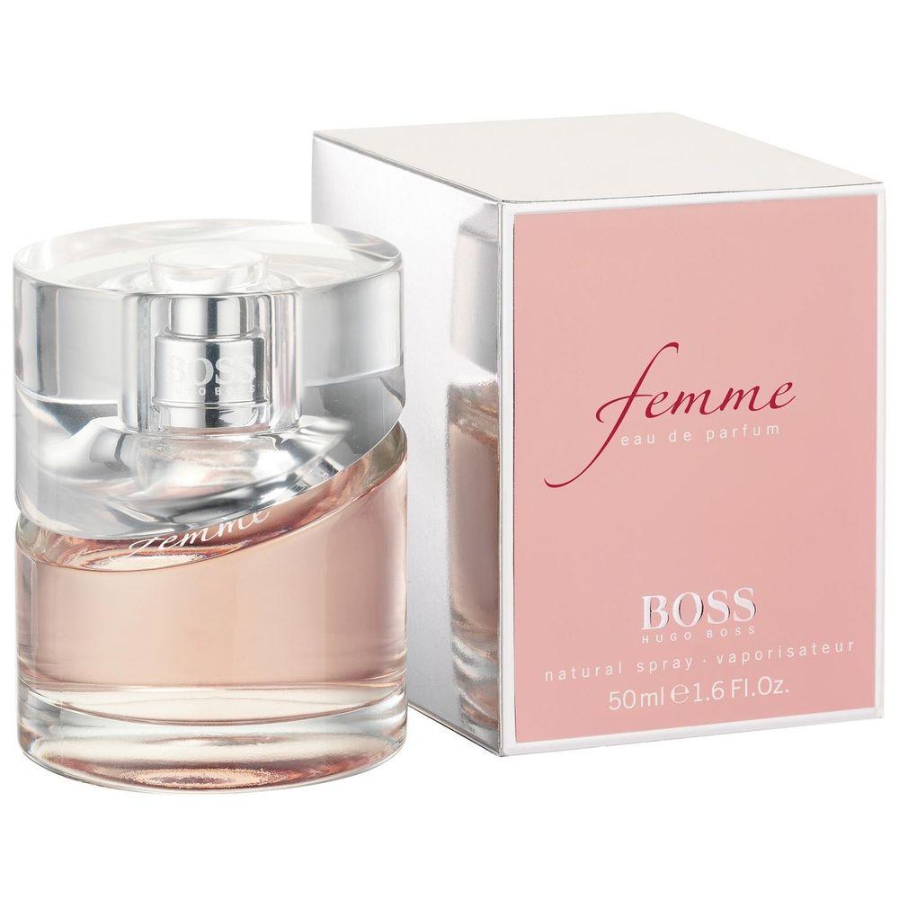 Hugo boss femme вода парфюмерная женская