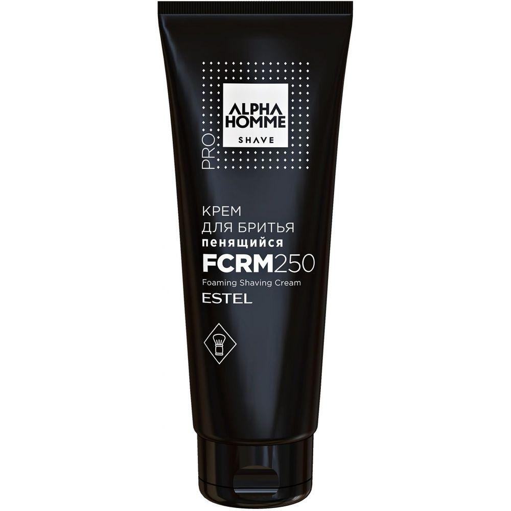 Купить Estel Alpha Homme Pro Крем для бритья пенящийся 250 мл