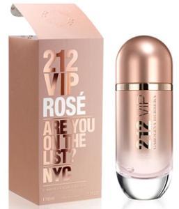 CAROLINA HERRERA 212 VIP ROSE вода парфюмерная жен 30 ml