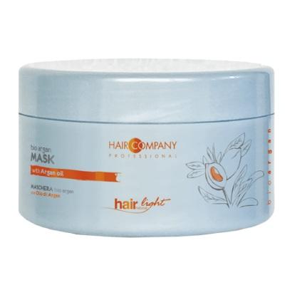 Hair company light bio argan маска для волос 500 мл