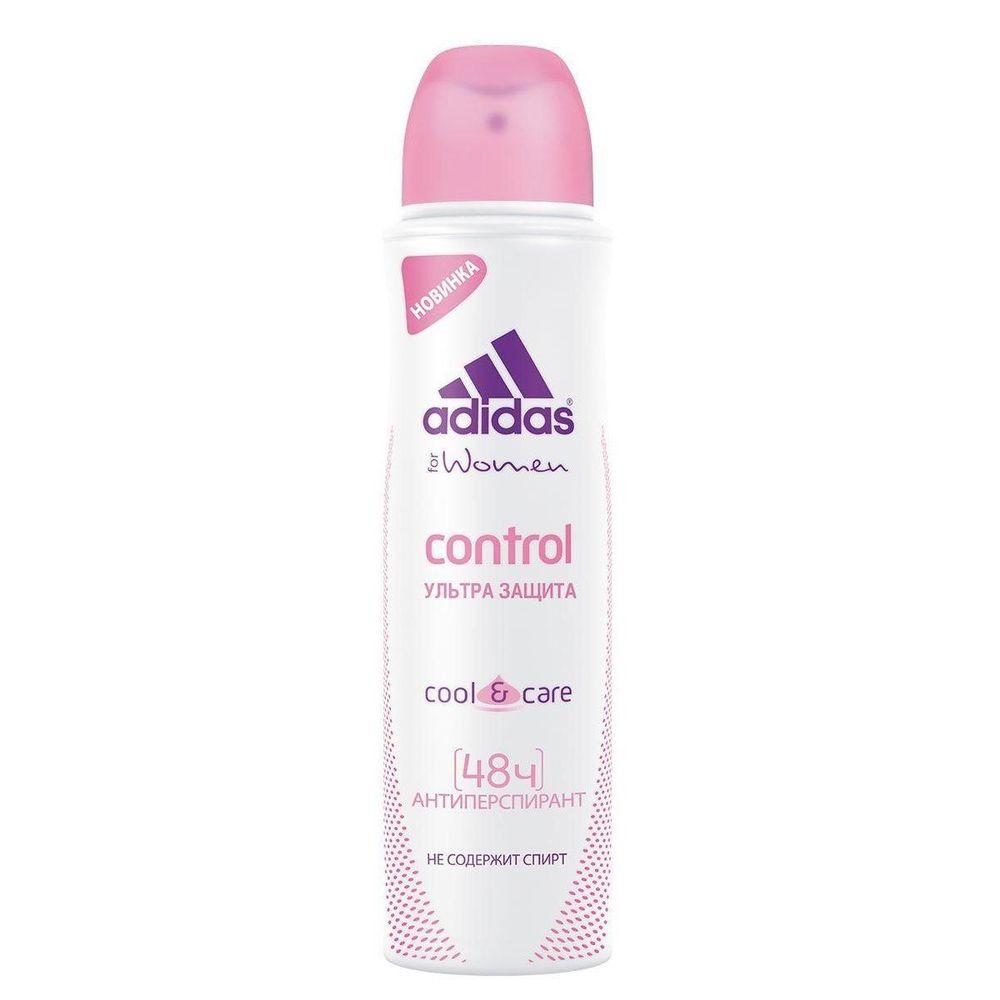 Adidas cool & care control 48ч дезодорант-антиперспирант спрей