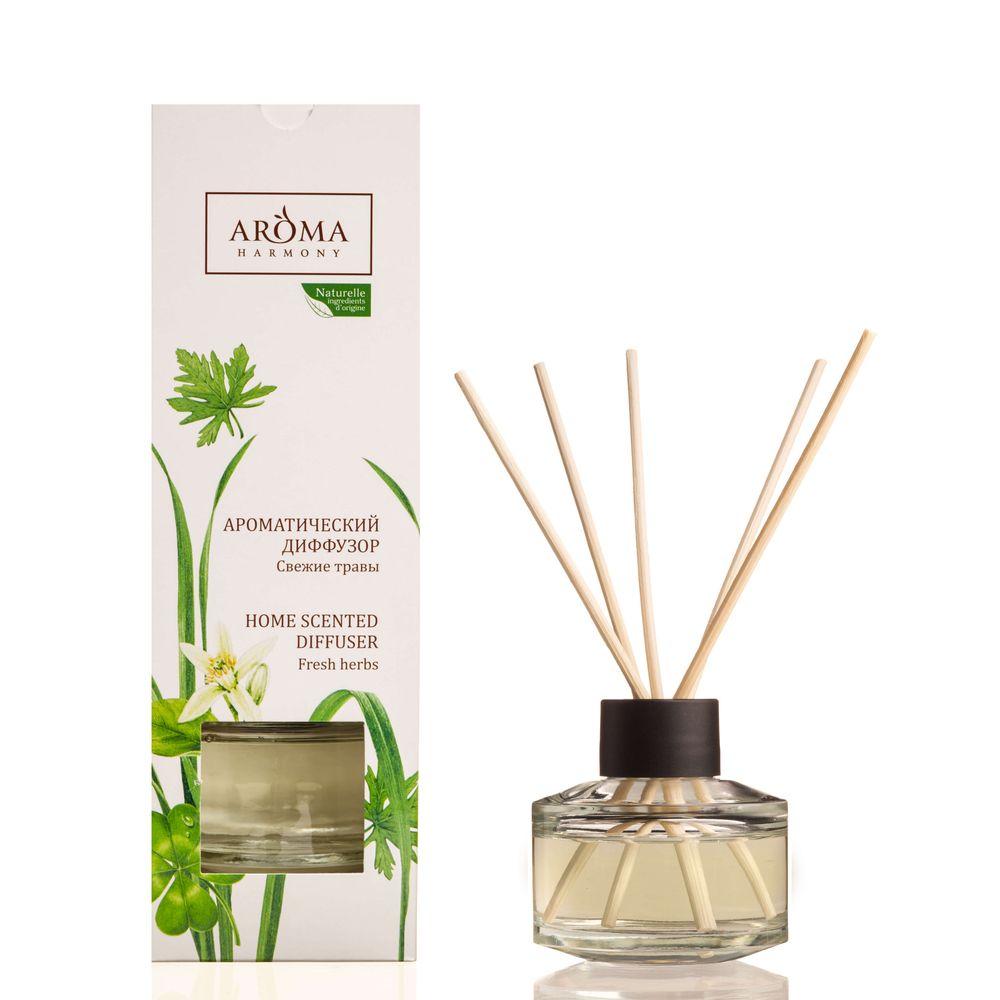 Купить Aroma Harmony Ароматический диффузор Свежие травы 50мл
