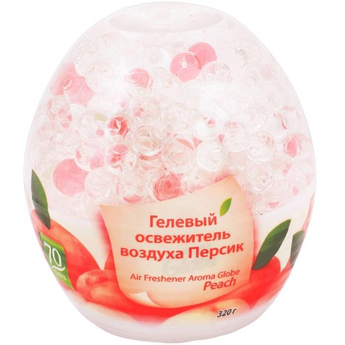 KeraSys Освежитель воздуха гелевый Персик 320г