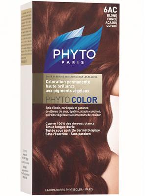 Фитосольба/phyto фитоколор краска для волос 6ac