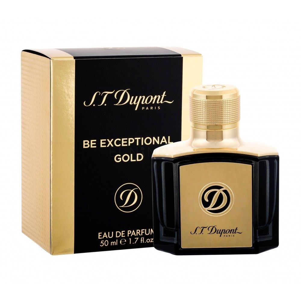 DUPONT BE EXCEPTIONAL GOLD парфюмерная вода мужская 50мл
