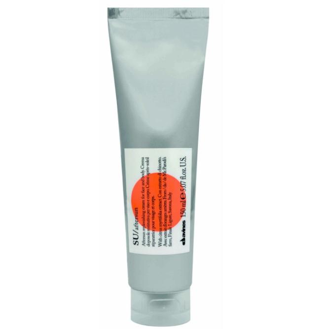 Давинес (Davines) SU Aftersun replenishing cream for face and body восстанавливающий крем после солнца для лица и тела 150мл от Лаборатория Здоровья и Красоты