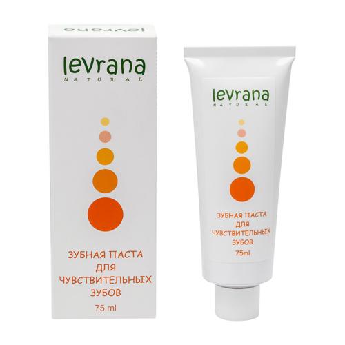 Купить Levrana Зубная паста Для чувствительных зубов 75мл
