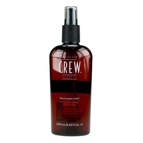 American Crew Classic Medium Hold Spray Gel Спрей-гель для укладки волос сред.фиксации 250мл