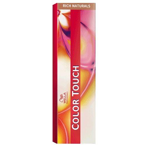 Wella Color Touch Тонирующая крем-краска без аммиака 10/81 нежный ангел 60мл