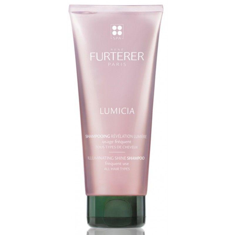 Rene Furterer Lumicia Шампунь для волос для придания блеска 200мл