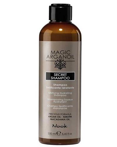 Nook Magic Arganoil Увлажняющий шампунь для волос Secret Shampoo 250 мл фото