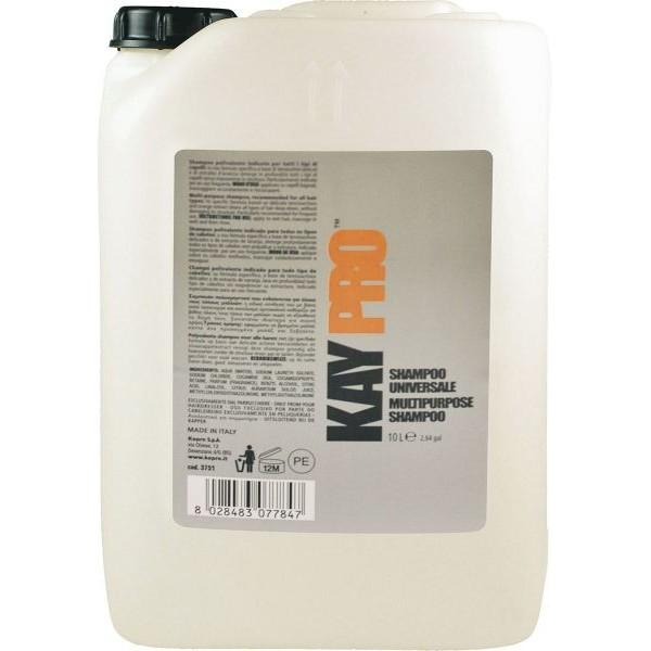 Kaypro шампунь для всех типов волос kay pro 10 л