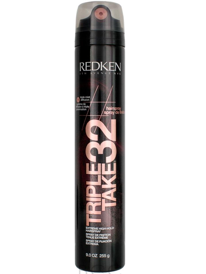 Redken (Редкен) Трипл Тейк 32 спрей ультра сильной фиксации 300 мл от Лаборатория Здоровья и Красоты
